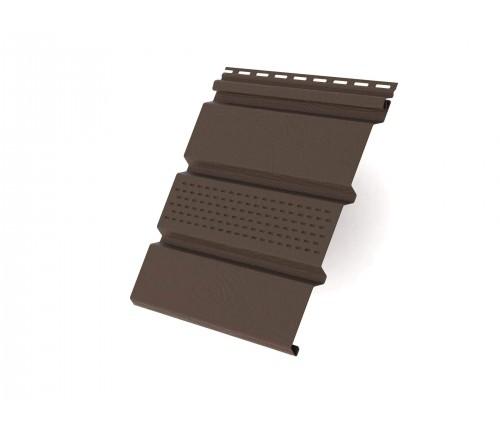 Панель с перфорацией Rainway, коричневая